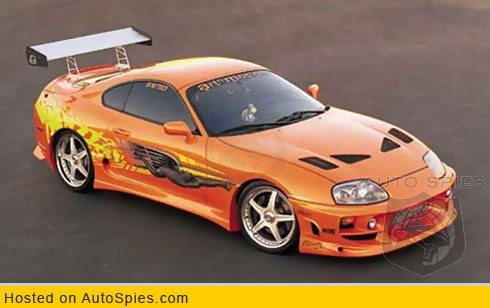Awesome Toyota Supra on Most Viewed Photos On Autospies Com Right Now 2014 Lexus Is Spied On