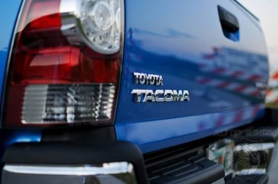 2015 Toyota Tacoma Fuel Economy Estimates – 32 MPG?