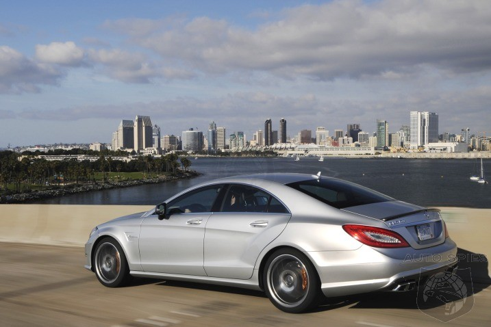Inside line:2012 Mercedes-Benz CLS63 AMG First Drive - AutoSpies Auto News