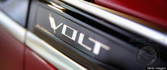 GM's Volt: The Ugly Math Of Low Sales, High Costs