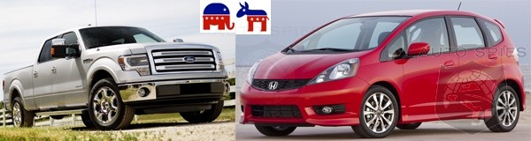 Total Car Score Survey Reveals the Favorite Cars for Democrats and Republicans