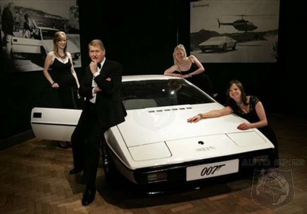 1976 lotus esprit from james bond s movie sold for 162 825 autospies auto news. Black Bedroom Furniture Sets. Home Design Ideas