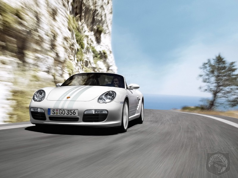 2009 Porsche Boxster S Design Edition 2 To Debut At Paris Motor Show