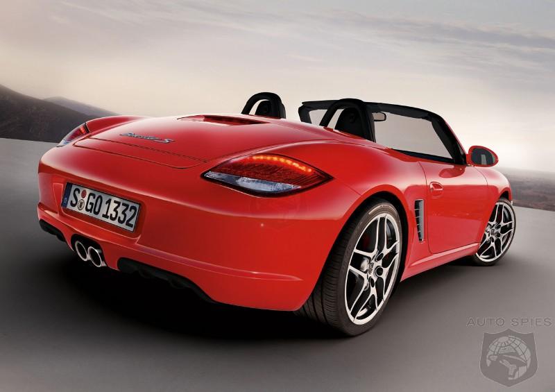 2010 987 Facelift Porsche Boxster
