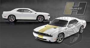 2009 Hurst/Hemi Challenger to debut at SEMA