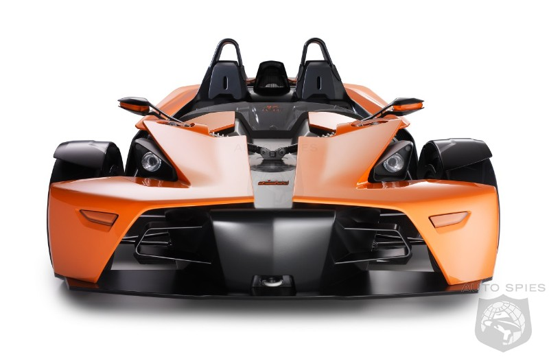 Ktm X Bow Receives Top Gear S Sports Car Of The Year Award