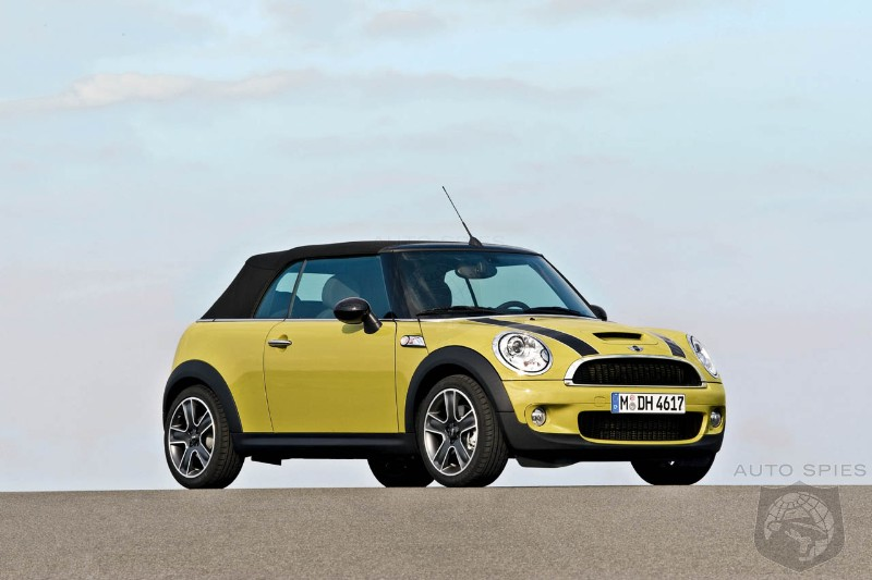 2009 Mini Cooper S Convertible By John Works Jcw Coming To Geneva