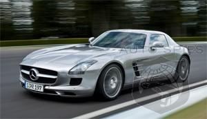 Frankfurt Report: Mercedes-Benz SLS AMG eDrive may come in 2015