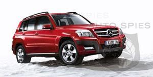 Mercedes Benz Introduces Entry Level Glk 200 Cdi Blueefficiency 2wd