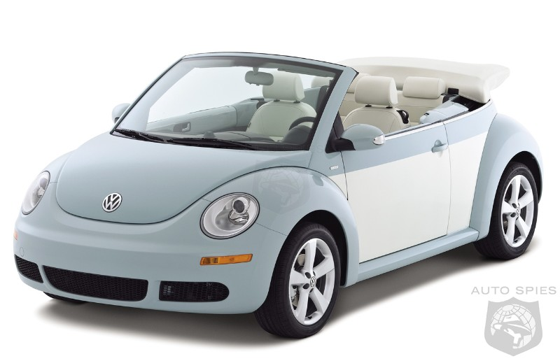 2010 Volkswagen New Beetle Overview