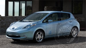Pre-orders for Nissan's Leaf electric vehicle have climbed to 19,000
