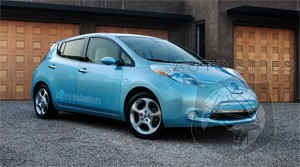 Nissan's LEAF EV fetches 6,635 orders in just 3 days in the U.S.