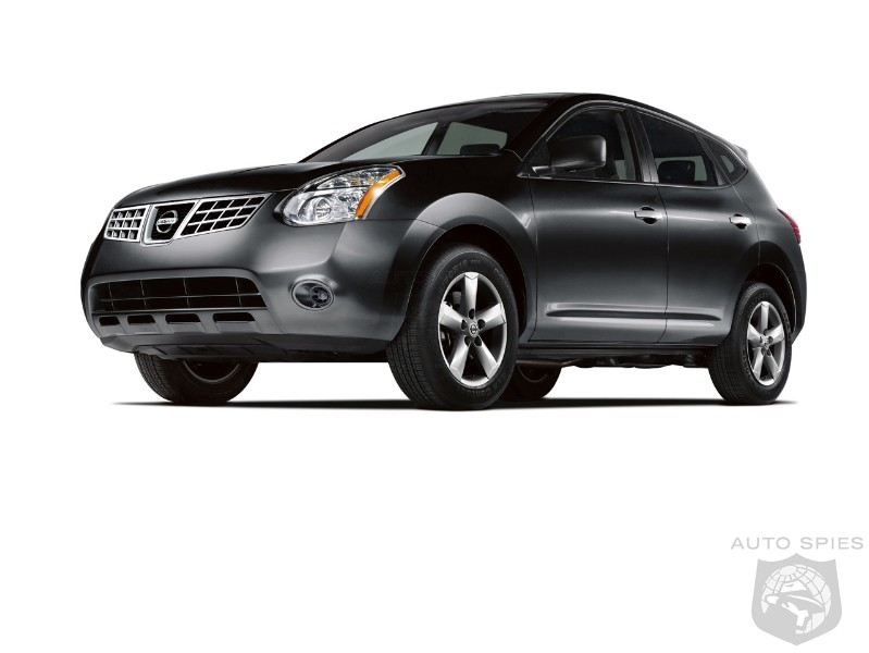 2010 Nissan Rogue Crossover: