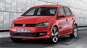 Volkswagen Polo takes the '2010 World Car of the Year' award