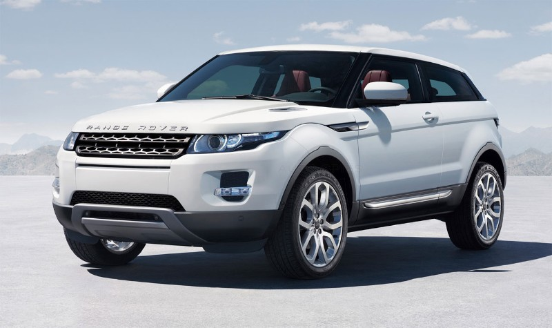"Land Rover Evoque Images. ""The all-new Range Rover"