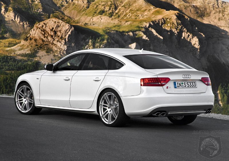 Audi A Sportback Reviews Show Suspension Problem AutoSpies Auto News - Audi a5 review