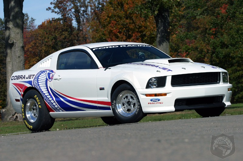 Hot Fast Cars: 2010 Ford Mustang Cobra Jet
