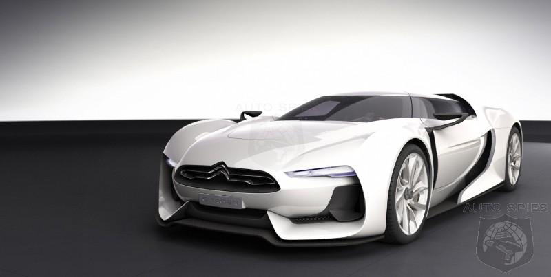 Новости наших читателей: Стильные картинки автомобиля Сitroen+опрос.