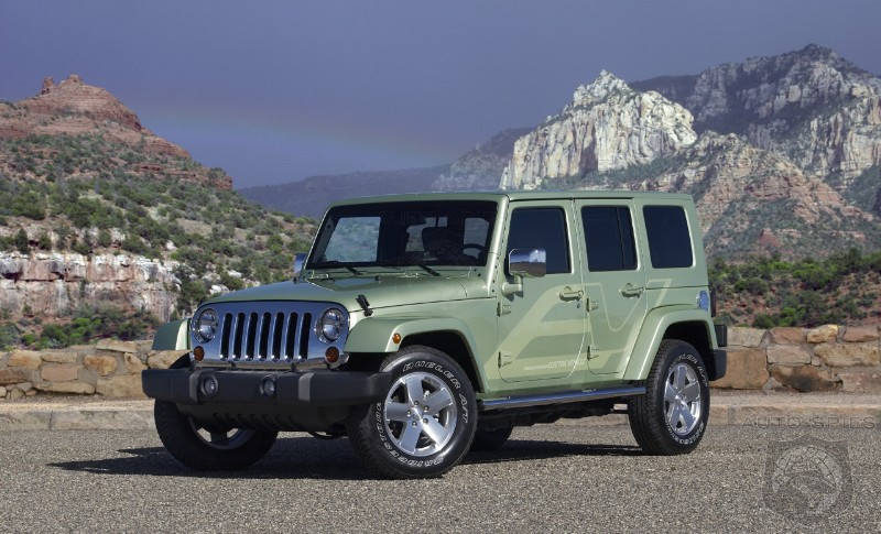 Jeep electric vehicle #4