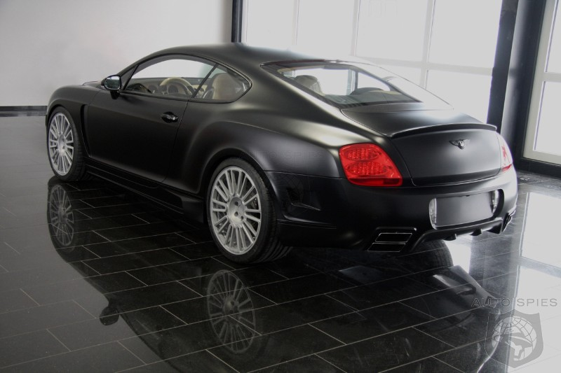 Bentley Gt Speed. GT Speed by Mansory