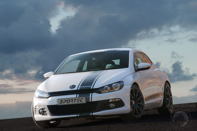 Sportec SC350 takes the Vw Scirocco to another level