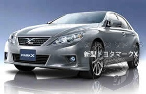 Breaking News: Toyota Corona Mark successor in the works