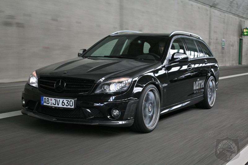 Mercedes Benz C63 Amg Estate By Vath Is This The Perfect Car For Your Family