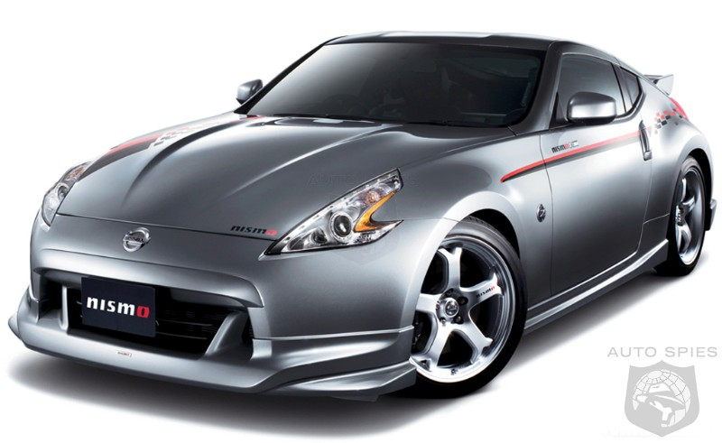 Nismo S-Tune Pack for the Nissan 370Z: official information
