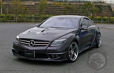 Vitt Super Wide Edition Based On The Mercedes Cl Class