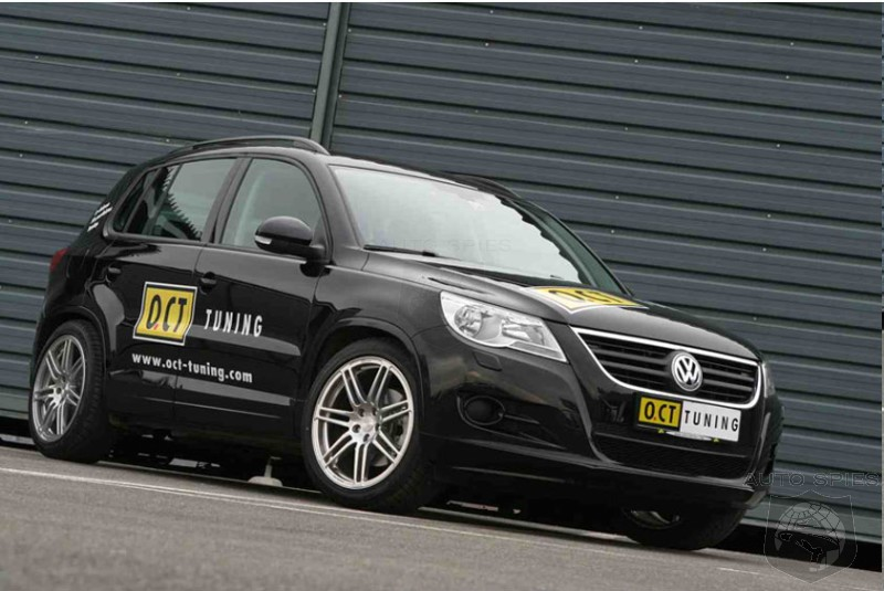 O CT  Tuning releases new performance kit for the VW Golf, Touran