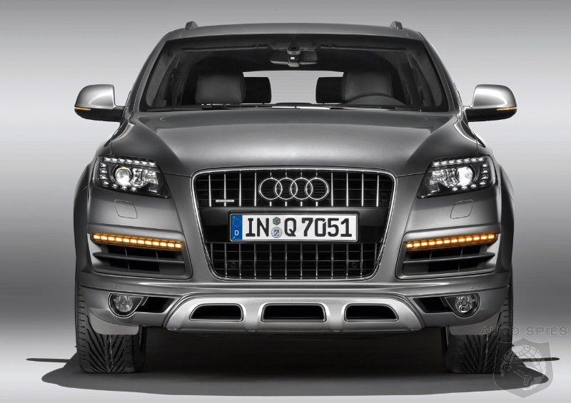 Report Audi Q6 Coming Within Four Years