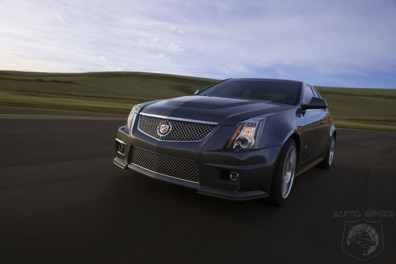 Cadillac Confirms Future Coupe, Wagon Variants—But Maybe Not for CTS