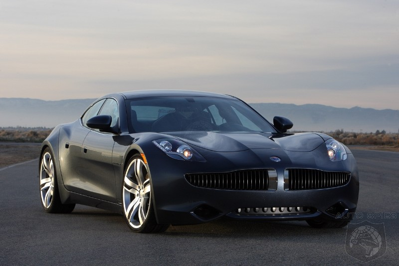 Fisker Karma to deliver Veyron levels of performance thanks to new gearbox