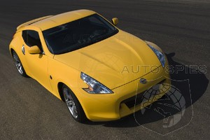 2015 Nissan Z comes into focus