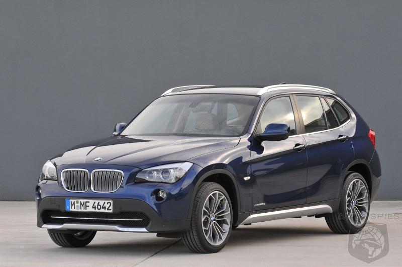 Bmw Working On An M Sport Package For The X1 Crossover