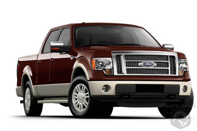 report 2011 ford f 150 ecoboost could be priced as low as 25 140 autospies auto news. Black Bedroom Furniture Sets. Home Design Ideas