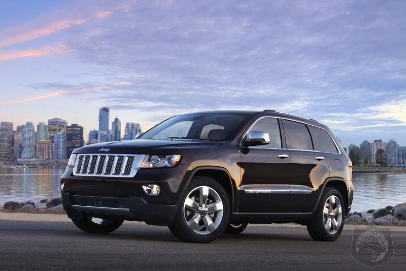 2011 Jeep Grand Cherokee Overland Summit unveiled