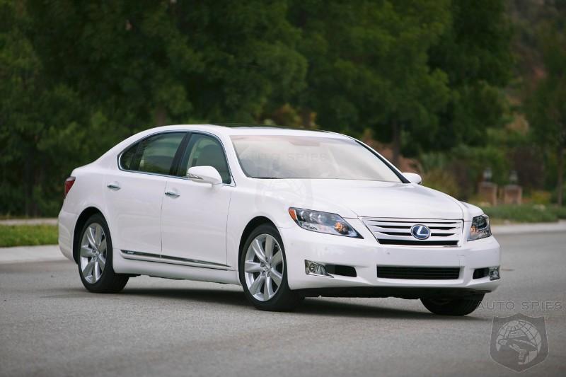 Leader Auto Sales >> Lexus Is Again The U S Luxury Auto Sales Leader Overtakes