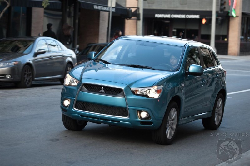 2011 Mitsubishi Outlander Sport compact crossover will carry a price tag