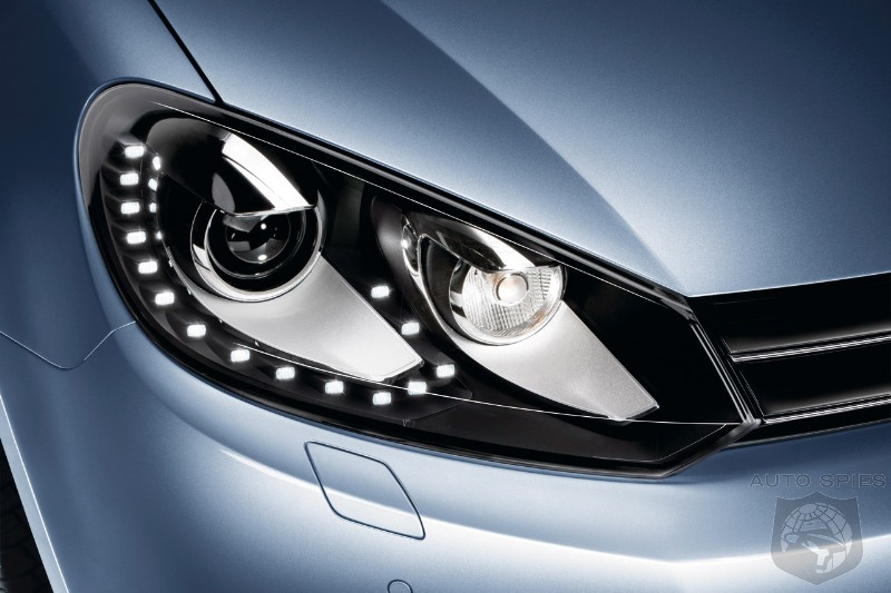 All You Needed To Know About Sylvania Headlights dans Article 2011_vw_golf_led_headlights