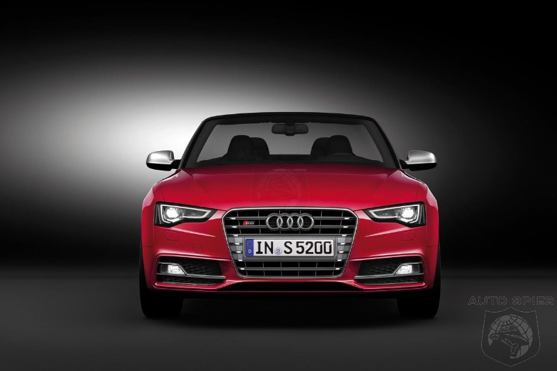 audi changes the v8 engine in the s5 with a supercharged. Black Bedroom Furniture Sets. Home Design Ideas