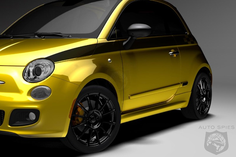 2012 fiat 500 stinger autospies auto news. Black Bedroom Furniture Sets. Home Design Ideas