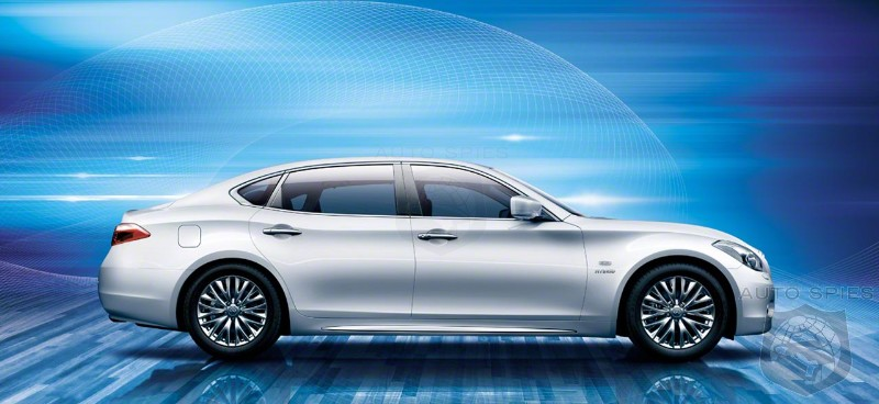 Infiniti M long wheelbase makes its debut in China