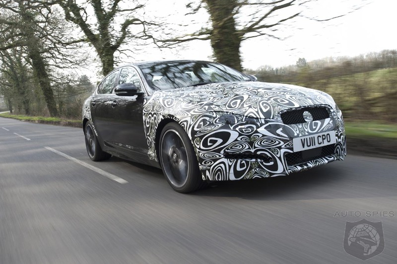 Jaguar Xf 2011 Facelift. 2012 Jaguar XF Facelift to
