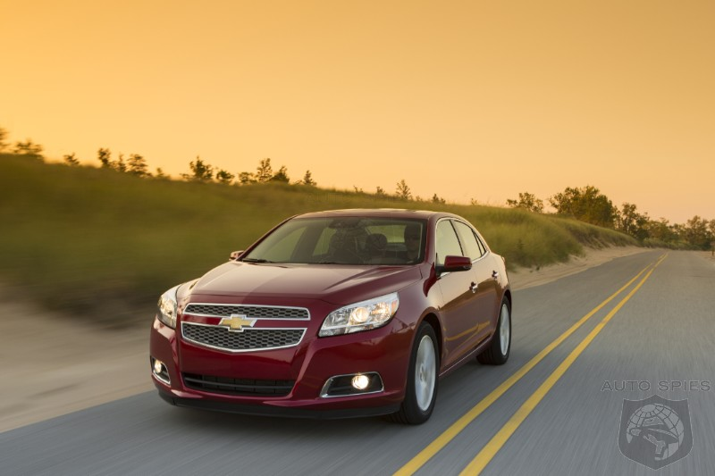Mild hybrid Malibu Eco with eAssist not meeting GM's sales targets