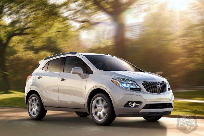 More than 9,000 Buick dealers want an Encore! Is it already a hit?