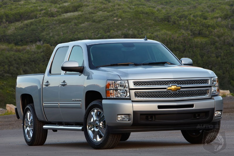 GM Cuts 10 Weeks of Truck Production