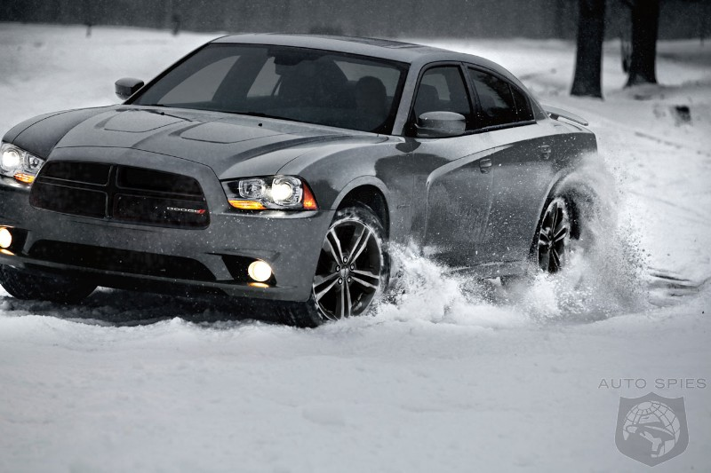 Dodge Charger gets the AWD Sport trim
