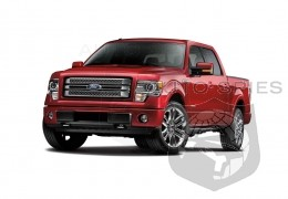 New Ford F-150 will shed 700 pounds