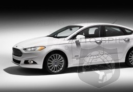 EPA Says The 2013 Ford Fusion Energi Can Get Up To 108 MPG